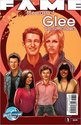 FAME: The Cast of Glee Unauthorized Biography (NOOK Comics with Zoom View)