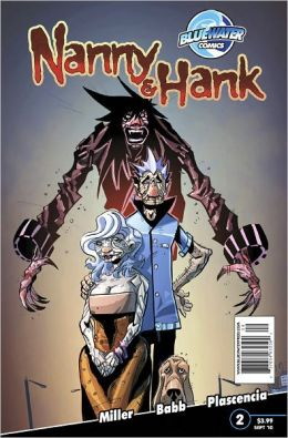 Nanny & Hank #2 (NOOK Comics with Zoom View)