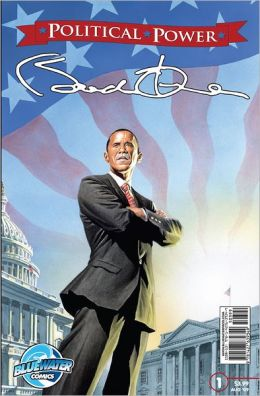 Political Power: Barack Obama (NOOK Comics with Zoom View)