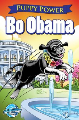 Puppy Power: Bo Obama #1