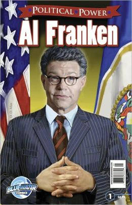Political Power: Al Franken (NOOK Comics with Zoom View)