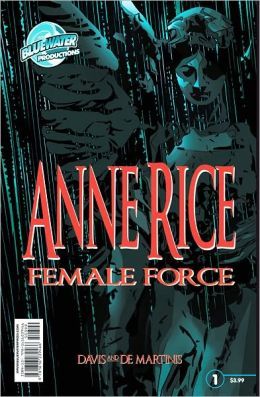 Female Force: Anne Rice (NOOK Comics with Zoom View)