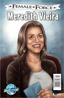 Female Force: Meredith Vieira (NOOK Comics with Zoom View)
