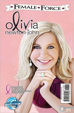 Female Force: Olivia Newton-John (NOOK Comics with Zoom View)