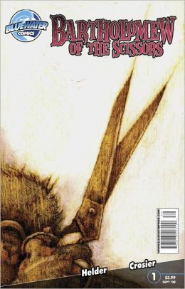 Bartholomew of the Scissors #1 (NOOK Comics with Zoom View)