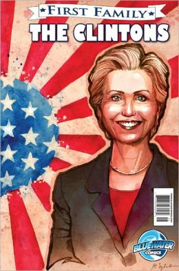 First Family: The Clintons (NOOK Comics with Zoom View)
