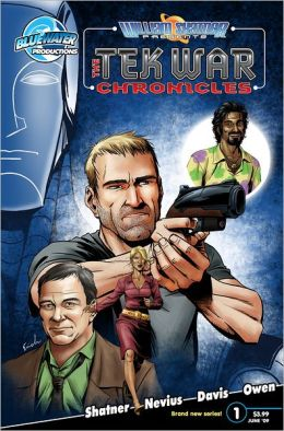 William Shatner Presents: The Tek War Chronicles #1 (NOOK Comics with Zoom View)