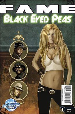 FAME: Black Eyed Peas (NOOK Comics with Zoom View)