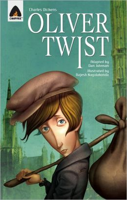 Oliver Twist (NOOK Comics with Zoom View)
