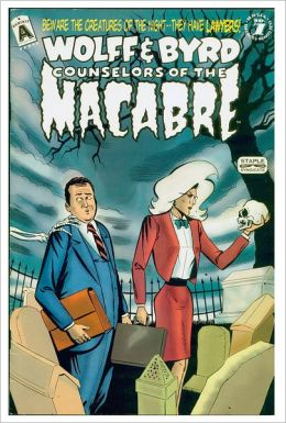 Wolff & Byrd, Counselors of the Macabre #7 (NOOK Comics with Zoom View)
