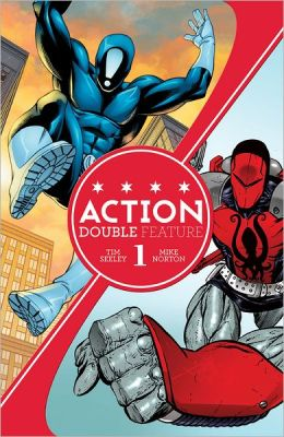 Action Double Feature #1 (NOOK Comics with Zoom View)