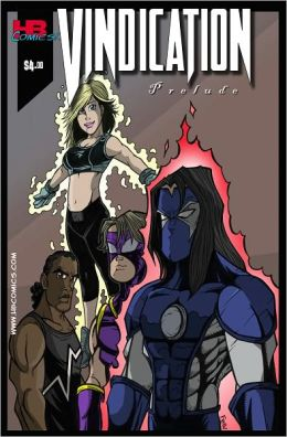 Vindication: Prelude (NOOK Comics with Zoom View)