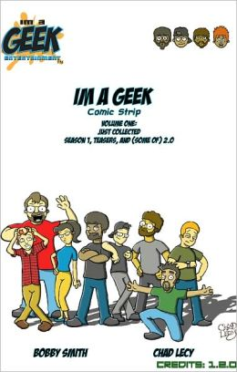 I'm a Geek Vol. 1 (NOOK Comics with Zoom View)