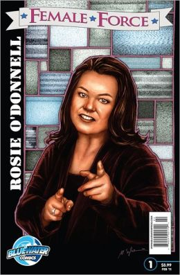 Female Force: Rosie O'Donnell (NOOK Comics with Zoom View)