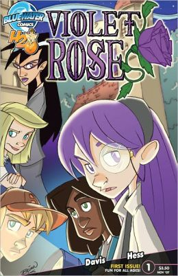 Violet Rose #1 (NOOK Comics with Zoom View)