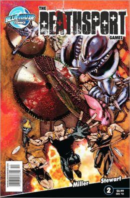 The Deathsport Games #2 (NOOK Comics with Zoom View)