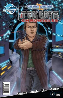 William Shatner Presents: The Tek War Chronicles #7 (NOOK Comics with Zoom View)