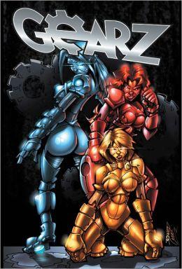 Gearz GN (NOOK Comics with Zoom View)