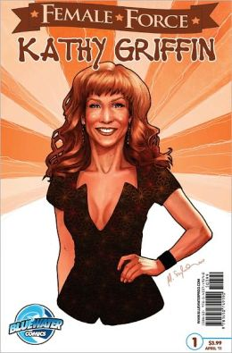 Female Force: Kathy Griffin (NOOK Comics with Zoom View)