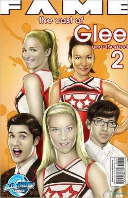 FAME: The Cast of Glee Unauthorized Biography #2 (NOOK Comics with Zoom View)