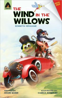 The Wind in the Willows GN (NOOK Comics with Zoom View)