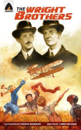 The Wright Brothers (NOOK Comics with Zoom View)