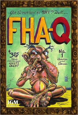 FHA-Q #1 (NOOK Comics with Zoom View)