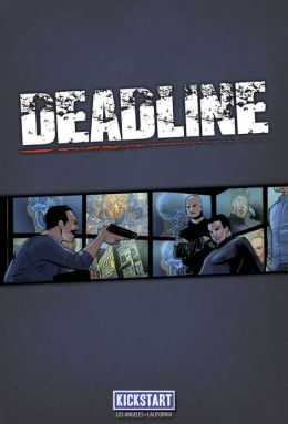 Deadline GN (NOOK Comics with Zoom View)