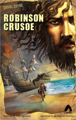 Robinson Crusoe (NOOK Comics with Zoom View)