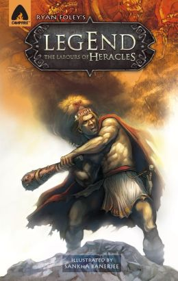 Heracles GN (NOOK Comics with Zoom View)