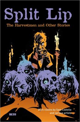 Split Lip Volume 2, The Harvestmen and Other Stories (NOOK Comics with Zoom View)