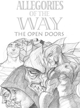 Allegories of the Way: The Open Doors (NOOK Comics with Zoom View)