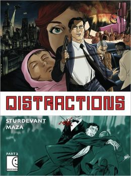 Distractions: Part 2 (NOOK Comics with Zoom View)