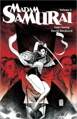 Madam Samurai #2 (NOOK Comics with Zoom View)