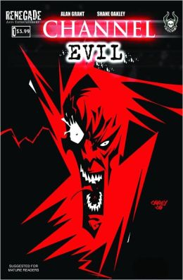 Channel Evil #1 (NOOK Comics with Zoom View)