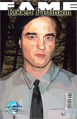 FAME: Robert Pattinson (NOOK Comics with Zoom View)