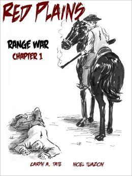 Red Plains: Range War Part 1 (NOOK Comics with Zoom View)