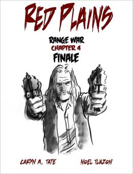 Red Plains: Range War Part 4 (NOOK Comics with Zoom View)