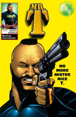 Mr. T #4 (NOOK Comics with Zoom View)