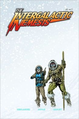 The Intergalactic Nemesis #1: Mystery at Kradmoor (NOOK Comics with Zoom View)