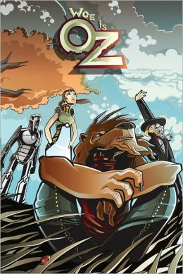 Woe is Oz #1 (NOOK Comics with Zoom View)