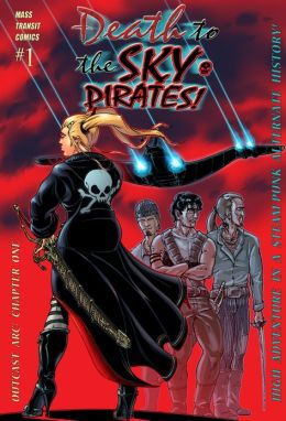 Death to the Sky Pirates #1 (NOOK Comics with Zoom View)