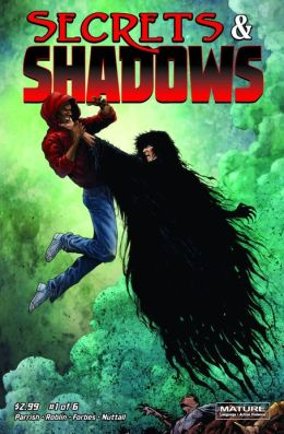 Secrets and Shadows #1 (NOOK Comics with Zoom View)
