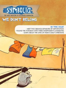 Symbolia #1: We Don't Belong (NOOK Comics with Zoom View)