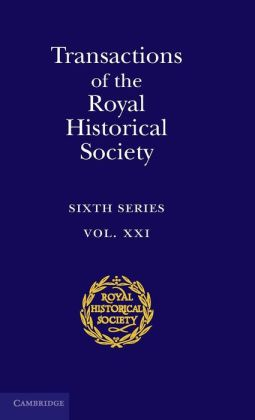 Transactions of the Royal Historical Society: Volume 21