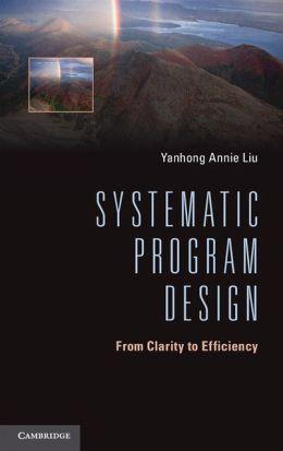 Systematic Program Design