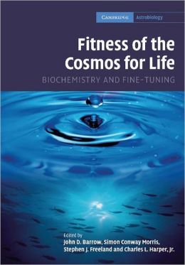 Fitness of the Cosmos for Life: Biochemistry and Fine-Tuning