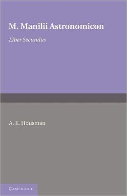 Astronomicon, Volume 2: Liber Secundus