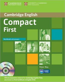 Compact First Workbook with Answers with Audio CD