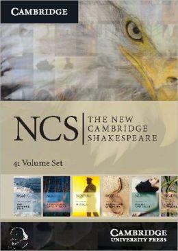 The New Cambridge Shakespeare 41 Volume Set